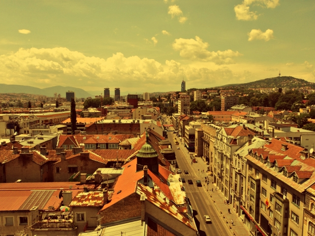 Hellcome to Sarajevo